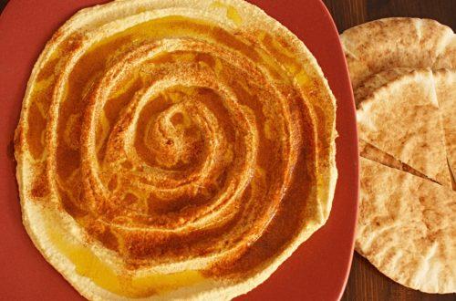 Authentic Lebanese Hummus