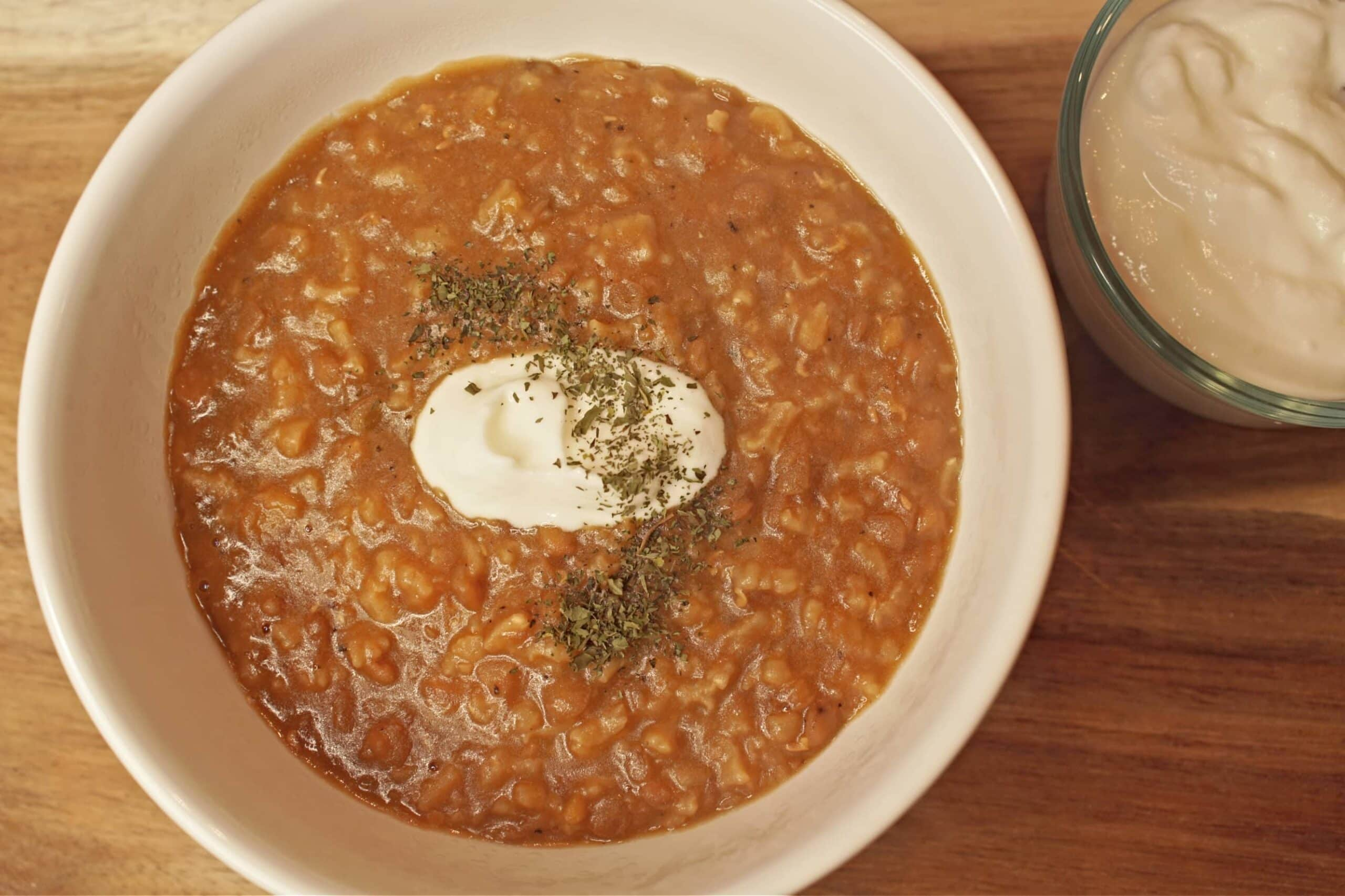 Lebanese Lentil Stew