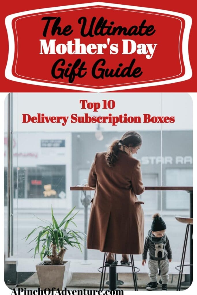 Mother's Day Gift Guide -APinchOfAdventure