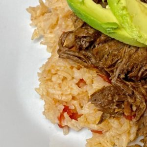 Mexican Shredded Beef