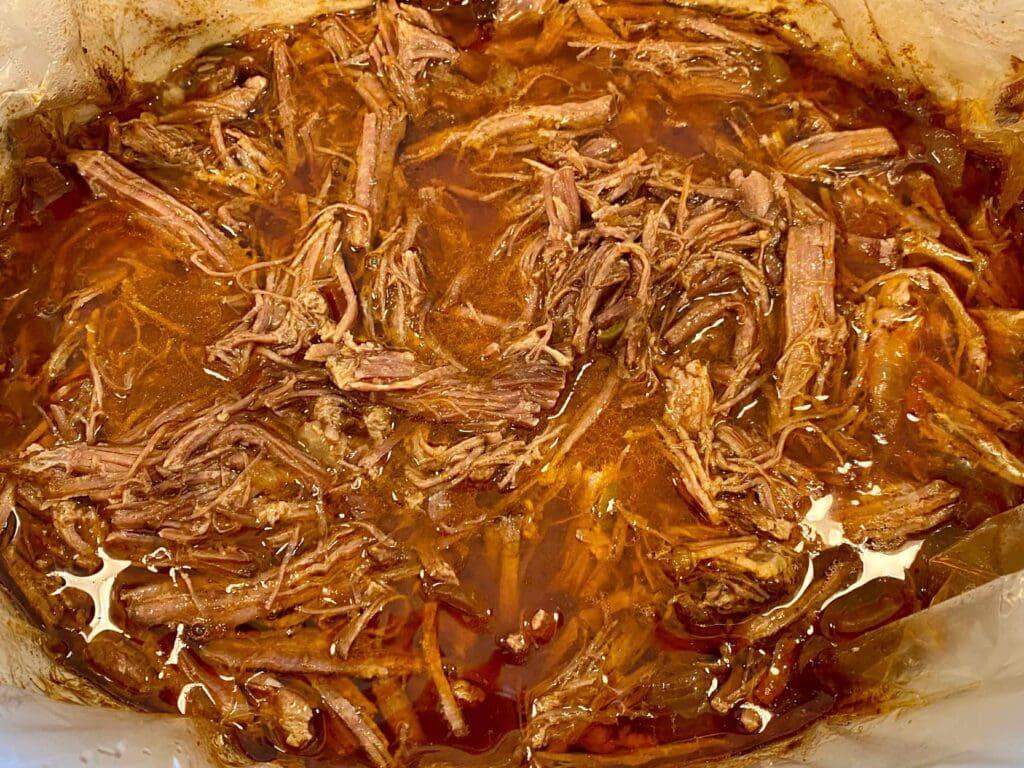 Barbacoa Mexican Shredded Beef