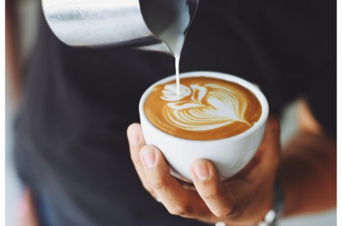 The best cup of coffee