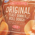 frozen dough balls