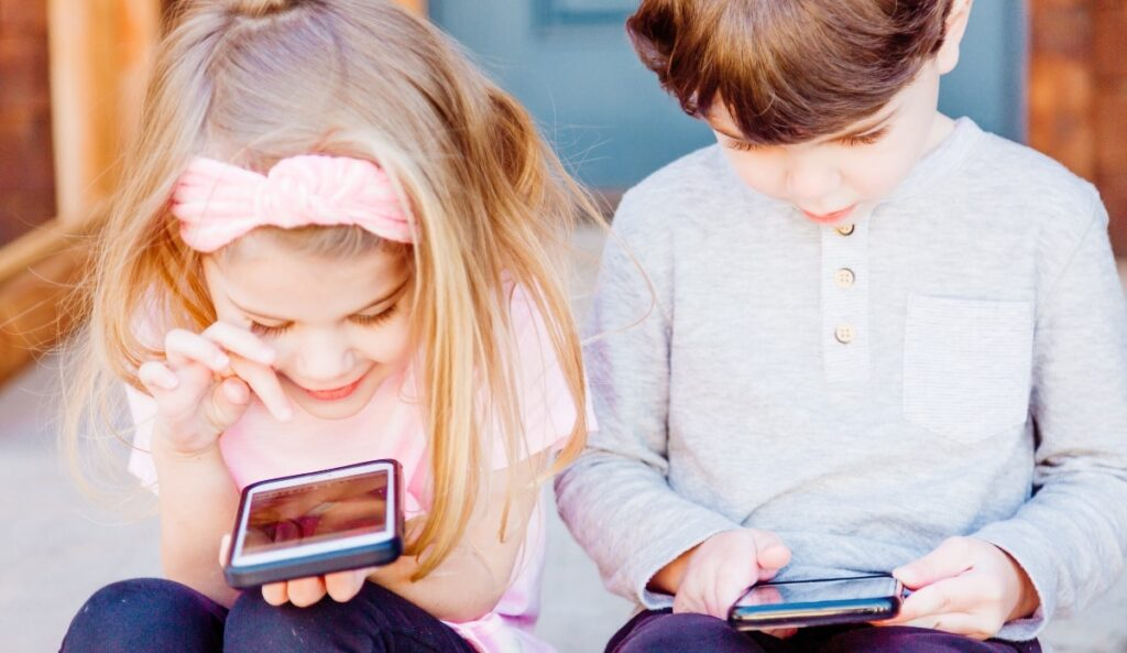 screen safety and kids