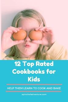 12 best cookbooks for kids