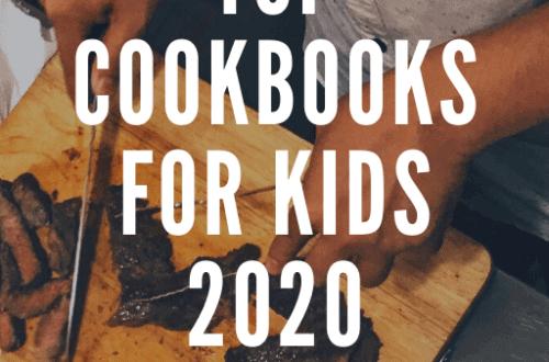 The best cookbooks for kids
