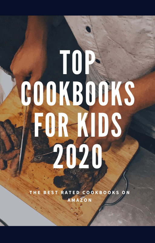 Lost of the best cooking and baking books for kids.