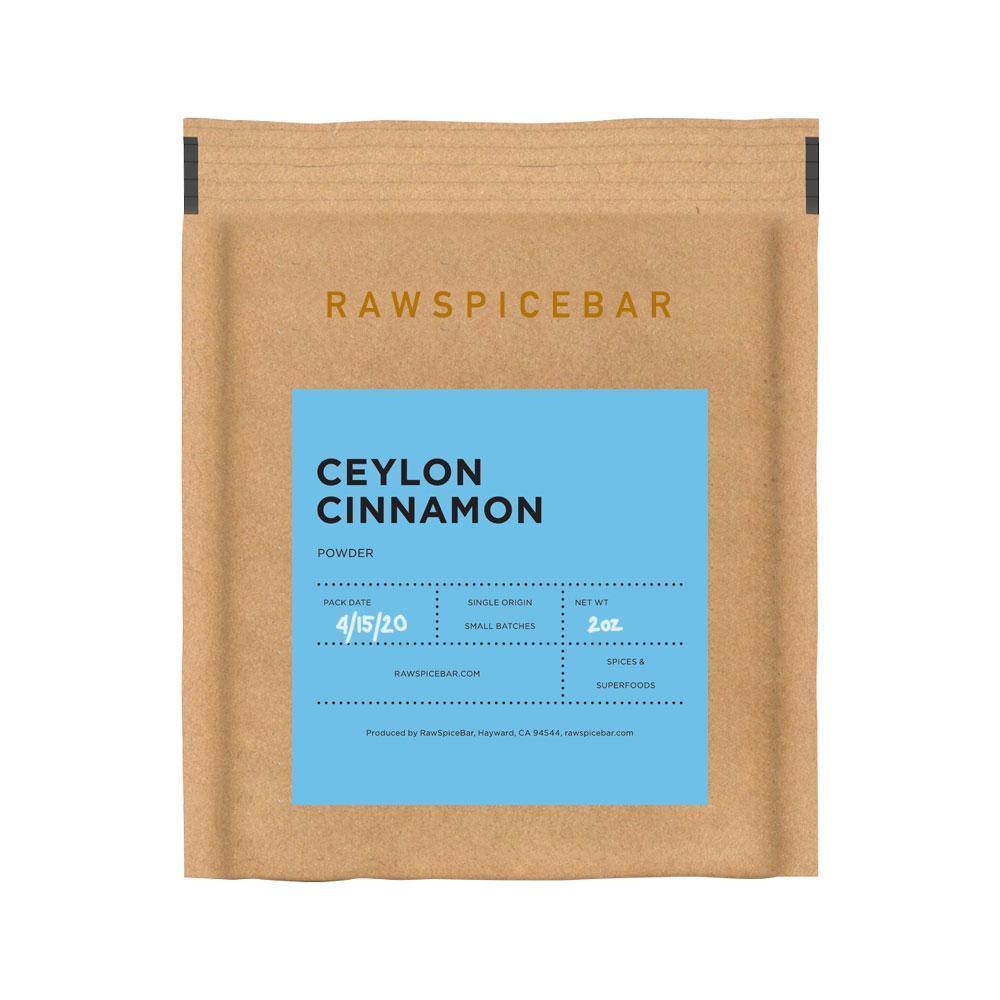 ceylon cinnamon raw spice bar