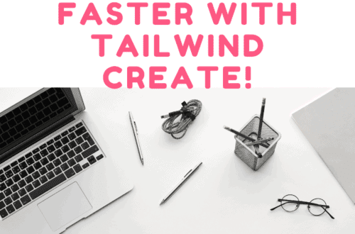 Tailwind Create features and benefits