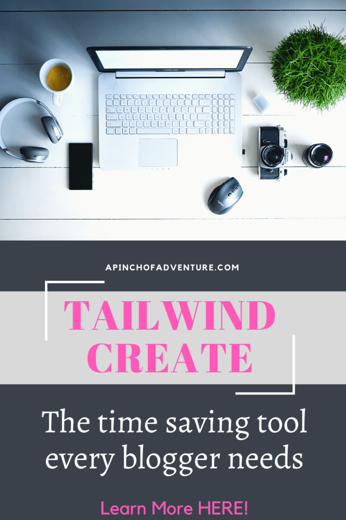This is one of the best Pinterest marketing tools to help save time and gain exposure to your blog or to help raise awareness for your products or services. Tailwind create is a great pin creating tool that helps to create quality profession pins in a matter of minutes. Say goodbye to wasting time creating pins and hello to the best pin creating tool for bloggers and marketers! Read more here
