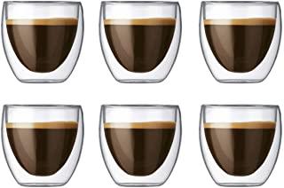 Bodum Insulated Espresso Glasses