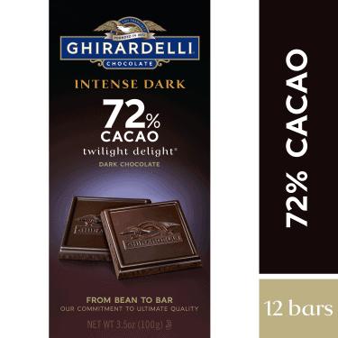Good Quality 72% Cark Chocolate