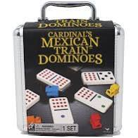 Mexican Dominoes, the thinking games for families