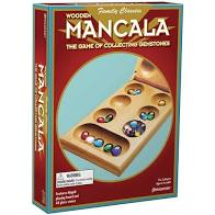 Mancala, 2 player game for kids ages 6 and up