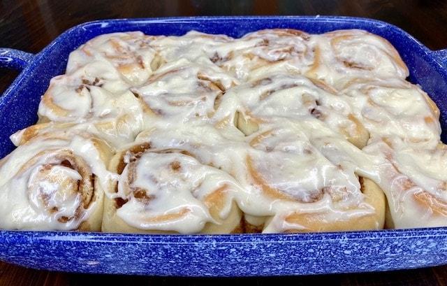 breakfast sweet rolls