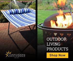 Sunnydazedecor outdoor living products