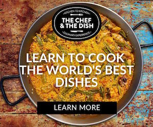 virtual cooking classes for groups with the chef and the dish