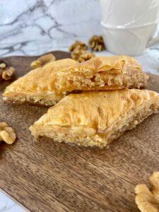 walnut baklawa - Baklava recipe Lebanese