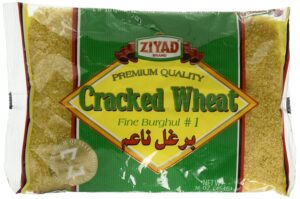 fine bulgur #1 Cracked Wheat