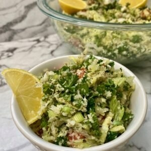 tabouli salad, vegan tabbouleh