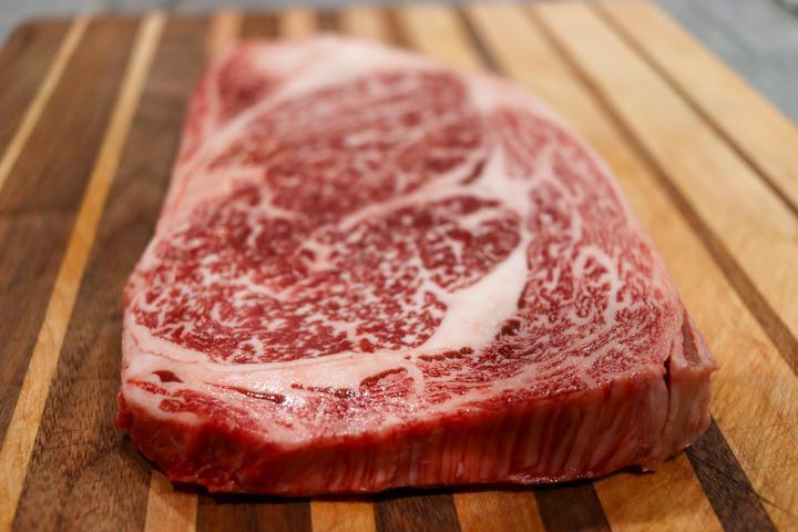 Kobe Ribeye Steak from The Meatery