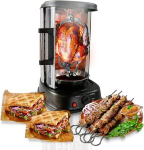 shawarma rotisserie for the counter