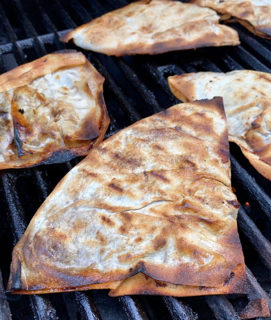 grilled kafta sandwich