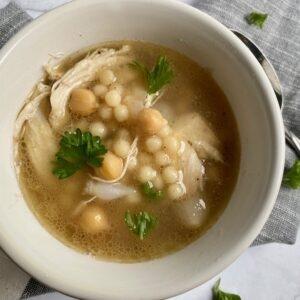 Lebanese couscous