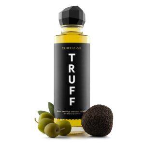 Truff Black Truffle oil, best truffle oil brand