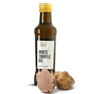 Lieber's white truffle oil is on of the real truffle oil brands